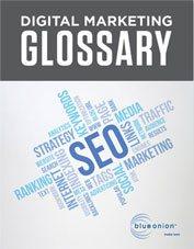 Glossary - Blue Onion Media