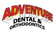 adventure dental logo