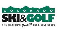 colorado ski and golf logo