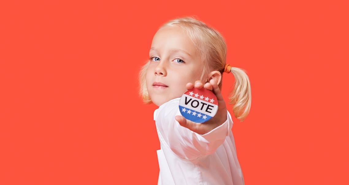 vote illustration