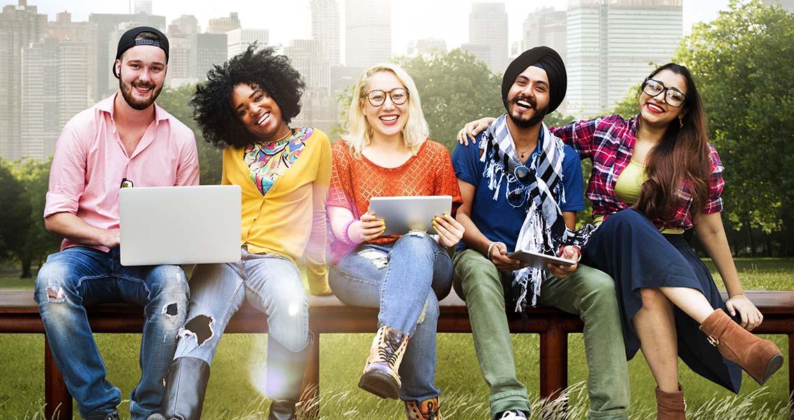 how millennials watch TV